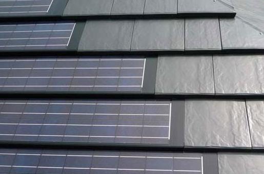 建材型ソーラーパネル
