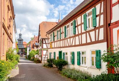 欧州の建物