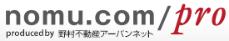 ノムコムproのロゴ